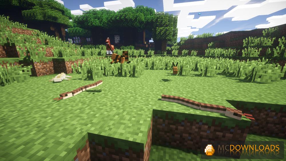 Animals+ для Minecraft 1.7.10