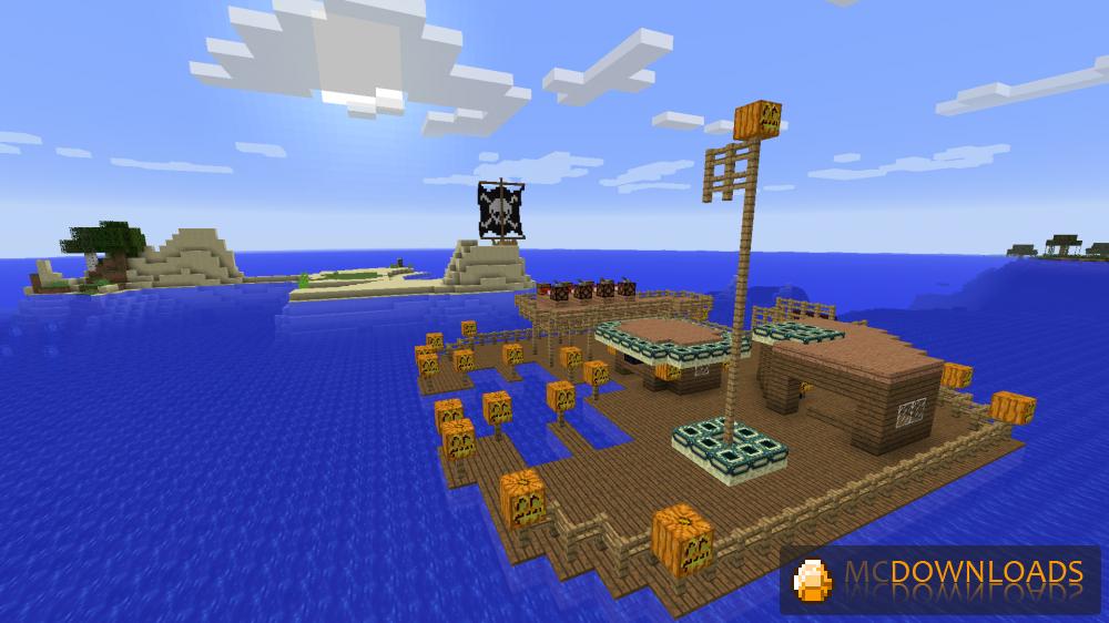Ruins для Minecraft 1.9