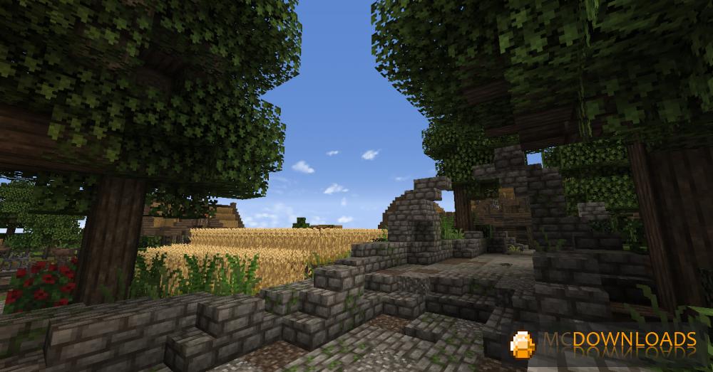 Excalibur 16x для Minecraft 1.10
